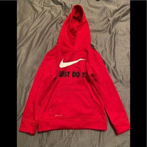 New Dri Fit Nike Pullover Hoodie